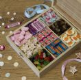Wooden Retro Sweet Box - ' Sweet Like Candy'